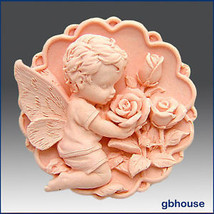 2D Soap and Candle Mold – Fairy Boy Ross - $24.39