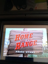 Nintendo Game Boy Advance GBA Disney Home On The Range image 1