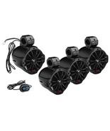 Boss Audio B62ABT 6.5 2-Way Amplified Waketower Speakers w/Bluetooth Con... - $449.94