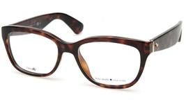 NEW Kate Spade BARBRA EDJ Havana Eyeglasses Frame 54-15-135mm - $122.49