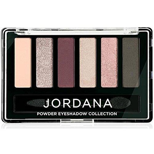 JORDANA Made To Last Powder Eyeshadow Collection - Plumbelievable - $12.86