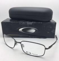 Brand New OAKLEY Titanium Eyeglasses KEEL BLADE OX3125-0855 55-18 Pewter Frames - $199.95