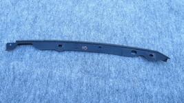 2009-2011 mazda rx8 rx-8 oem front bumper left side retainer plate bracket .. - $30.10