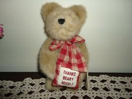 Boyds Bears Tj's Best Dressed Merci Bearcoo Bear - $67.50