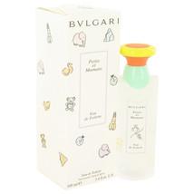 Petits & Mamans by Bvlgari Eau De Toilette Spray 3.3 oz for Women - $89.00
