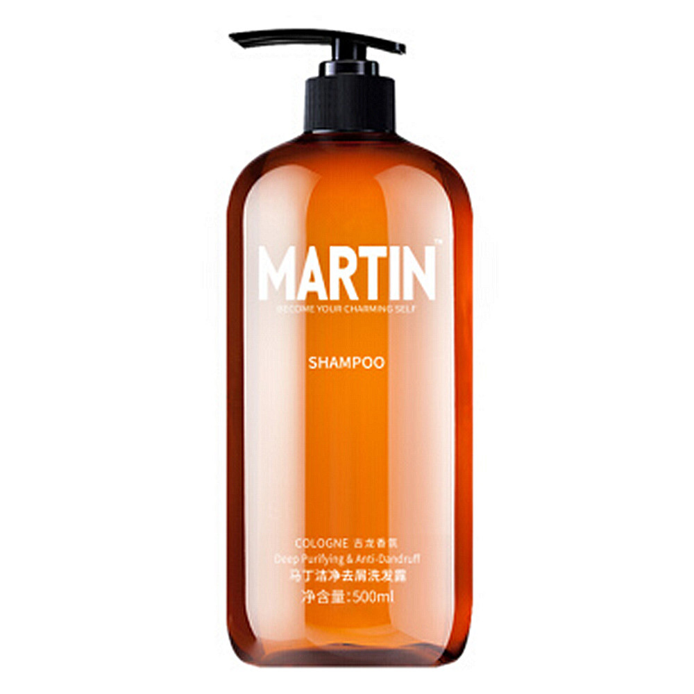 MARTIN Men's Oil Control Anti-dandruff Anti-itch Shampoo
