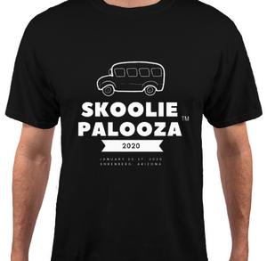 Primary image for Skooliepalooza™ 2020 Official Commemorative T-Shirt & FREE Sticker