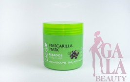 SALERM Alea  Mask Curly Hair, Acai Extract, Sulfate Free, No Parabens 13... - $20.78