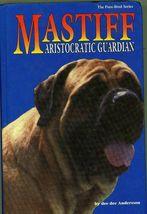 Mastiff, Aristocratic Guardian - $50.00