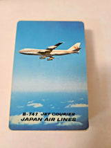 Japan Air Lines JAL Deck of Playing Cards   (#43) image 4