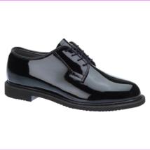 Bates 00731 Lites women's  Black High Gloss Oxford 8.5 EW - $56.10