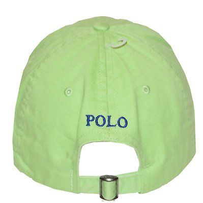 Polo Ralph Lauren SnapBack Hat Cap Black Athletic Club 1967 Embroidered NWT