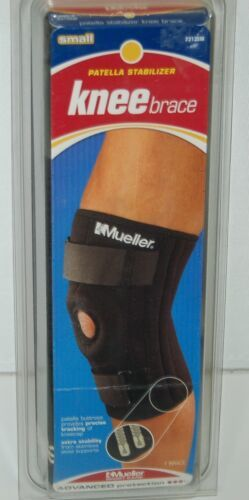 Mueller 2313SM Patella Stabilizer Knee Brace Size Small Black