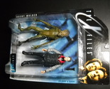 Toy x files mcfarlane 1998 series one agent mulder in parka vest with green alien moc 04 thumb155 crop