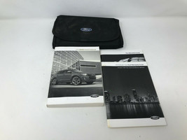 2015 Ford Edge Owners Manual Handbook Set with Case OEM Z0A1134 - $49.49
