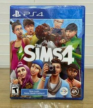 New Sealed PS4 The SIMS 4 Playstation Game - $19.32