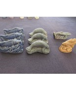 Wade Whimsies Red Rose Aquatic Animals Lot of 8 - $19.90