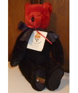 CANTERBURY BEARS England mohair Plush TEDDY BEAR jointed MONTAGUE 1992 G... - $93.99