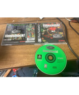 TimeShock Pro Pinball - Complete PlayStation 1 PS1 Game - $11.75