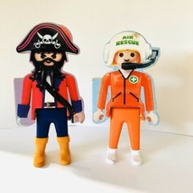Pilot Jane's First Rescue & The Treasure of Turtle Island (Playmobil Pla... - $19.70