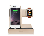 Applewatch stand front gold thumb155 crop