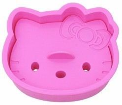 Hello Kitty Cookie Sandwich Toast Bread Cutter Mold New Free Shipping Hi... - $6.94 CAD
