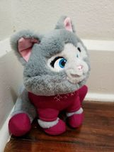 "Disney Store 9"" Kitten Cat Plush from Olaf's Frozen Adventure image 3"