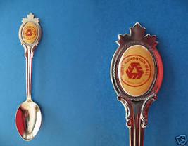 WEST EDMONTON MALL ALBERTA Souvenir Collector Spoon VINTAGE Collectible - $5.95