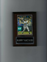 Manny Machado Plaque Baseball San Diego Padres Mlb - $2.76