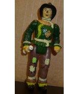 "WIZARD of OZ action figure Toy SCARECROW 4"" - $29.99"