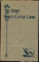 Story of mary s little lamb thumb200