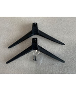 VIZIO V435-H1 V435-H11 STAND LEGS USED WITHOUT SCREWS P34T3549XRD01C01BZ - $16.82
