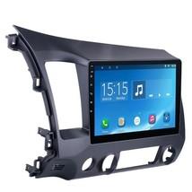 10.2 Inch Car Radio GPS Navigation for Honda Civic 2006-2011 - $336.59