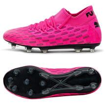 Puma Future 6.2 Netfit FG/AG Football Boots Soccer Cleats Pink 10618403 - $135.99