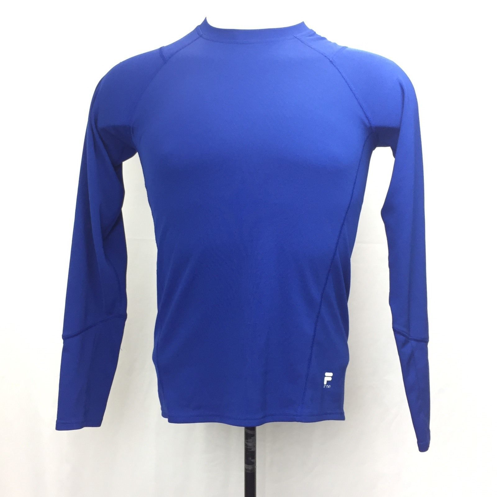 Boys Blue Fila Sport XL Sleeve Knit Top 18/20 - $11.03
