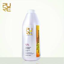 Brazilian Keratin 12% Formaldehyde Frizzy Hair Straightening Treatment 1000ml - $73.95