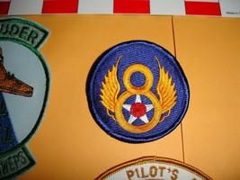 US Air Force 5 patch set - $14.84