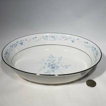 "Vintage Noritake Carolyn Fine China 9.5"" Oval Vegetable Serving Bowl 2693 EUC - $21.95"