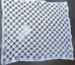 """Vintage Doily- Lace Doily  16"""" Square - Antique White #40449 - $8.99"""
