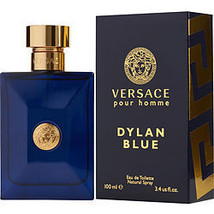 Versace Dylan Blue By Gianni Versace Edt Spray 3.4 Oz - $118.00