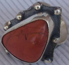 Blood stone hand made ring mt21 a thumb200
