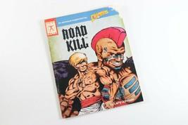 Vintage #415 Hero System Games ROAD KILL Super Champions Adventure Suppl... - $6.23