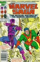 The Marvel Saga: The Official History of the Marvel Universe #15 (Marvel... - $7.99