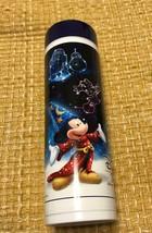 Disney D23 Expo Japan 2018 Mickey Mouse Stainless Tumbler Water Bottle Fantasia - $58.41