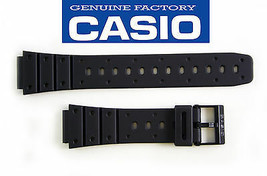Genuine Casio watch band Strap 17mm TS-100 TR-1 TR-10W  TR-1EV TS-100-1V... - $13.95