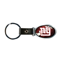 Non Metal Nfl New York Giants Accent Key Ring By Rico Industries (Length=1.25) [ - $12.32