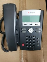 A GRADE Polycom SoundPoint IP 331 Phone With Base Tested EUC - FREE SHIP... - $24.24