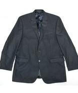 Lauren Ralph Lauren Wool cashmere blend 2 button sport coat Charcoal Gray - $79.20