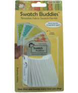 Swatch Lovers 48pc Set   fabric swatch organizer Swatch Buddies - $20.70