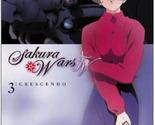 Sakura Wars TV : Crescendo Vol. 03 DVD Brand NEW!